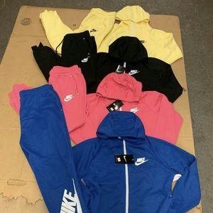 Nike Womens Sweat Suits